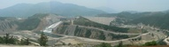 #3: Newly constructed dam west of Sìpíng.