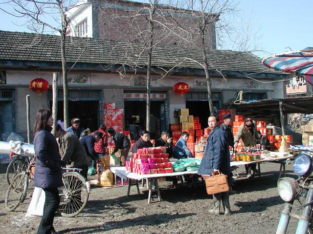 Road side Market