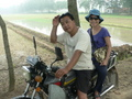 #4: Ah Feng with our motorcyclist