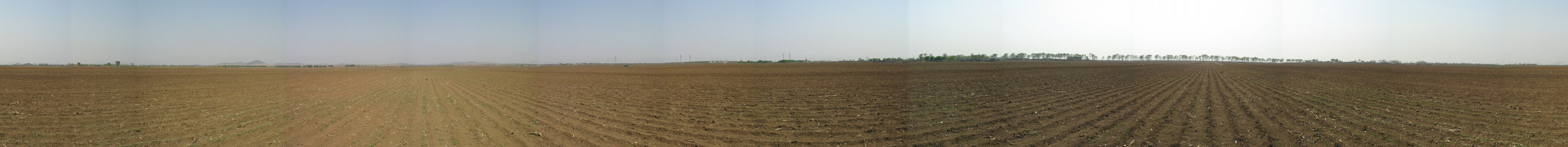Panoramic Photo of 41N 121E