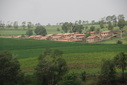 #10: Village with Confluence in the Background