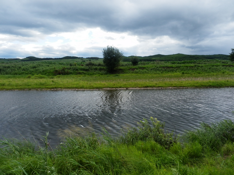 The Confluence from 40 m