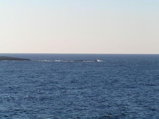"Rocky shoals NE of Klidhes Island - Cyprus' ""Eastend"""