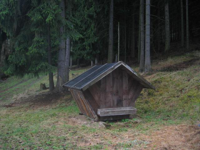 Nearby Fodder Hut