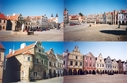 #10: Market square in Telč