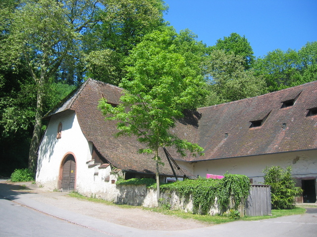 Old Black Forest House