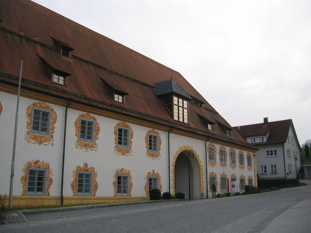 The Economy Building of Rot Abbey