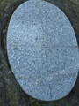 #9: Monument stone plate