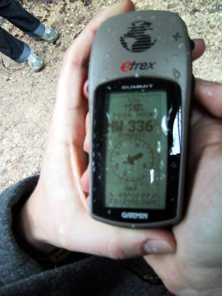 the GPS showing all zeros (sorry, no better picture)