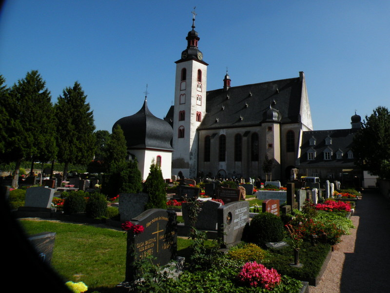 St. Walburga Church
