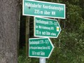 #9: Signpost with directions