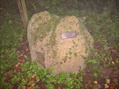 #4: Stein am Weg / Memorial stone on the way