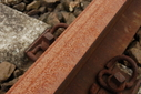 #8: Rusty rail near the CP