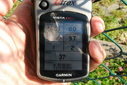 #5: GPS reading at the CP 53N 14E