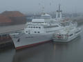 "#3: Butter Ferry ""Helgoland"" at Bremerhaven"