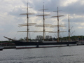"#7: Tall ship ""Passat"" moored in Travemünde"