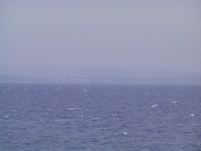 SSE – a view to Puerto Blanco