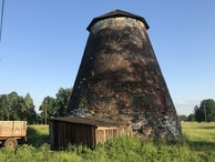 #10: Old Windmill or Storage Tower Nearby