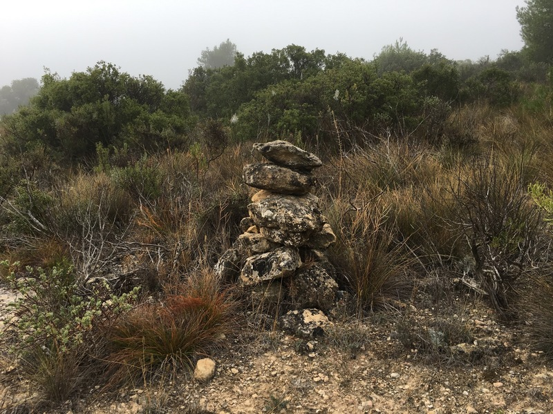 The Cairn at the Confluence