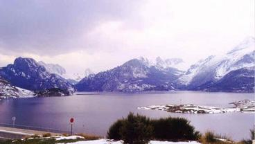 #1: El embalse nevado