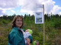 #7: The youngest visitor: Lennart (8 weeks old)