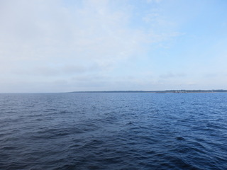 #1: View from the ferry to Hailuoto - similar view at CP