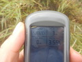 #2: GPS reading at the nearest point without getting wet feet