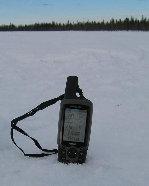 GPS picture