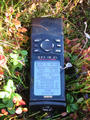 #6: My GPS receiver at the confluence.