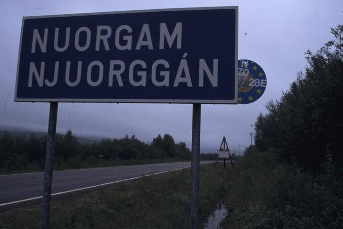 Nuorgam-language National and Samish.