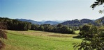 #10: view south to the Pyrenees, 8 km E of the CP