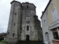 #7: The fortified church (13th century) in Houeilles