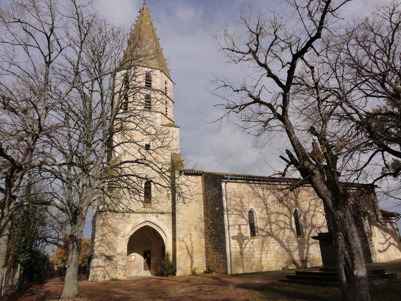 The Lincarque church