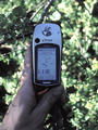 #5: Photo of GPS at a position as close as possible to the confluence point