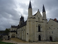 #7: Fontevraud Abbey