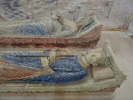 #8: Henry II and Aliénor d'Aquitaine tombs