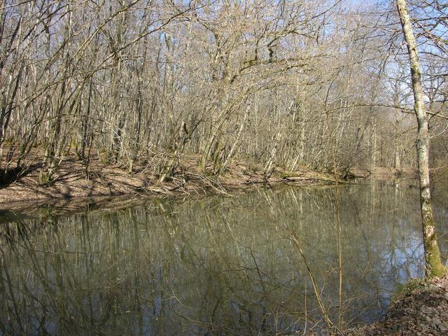 A nearby lake / Ein benachbarter See