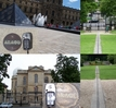 #9: Arago medallions near Louvre and Paris Observatory and the Paris Meridian line