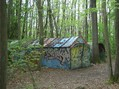 #9: Shelter of the local mountainbikers?