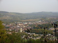 #9: Pagny-sur Moselle seen from the viewing point