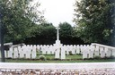 #8: World War I Cemetery 900 m North of the confluence