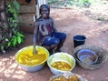 #7: Producing palm oil at Kwame Agi 7N 3W