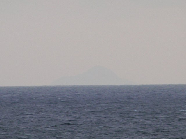 Khristiani Island seen from the Confluence