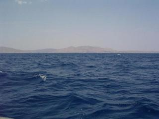 #1: Looking North towards Lindos