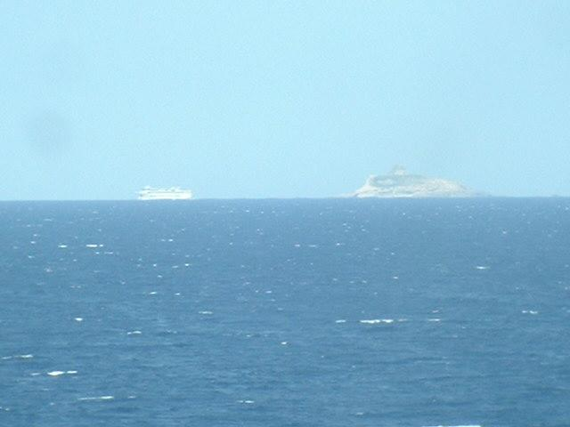 Sígri Island in the extreme West of Lesbos