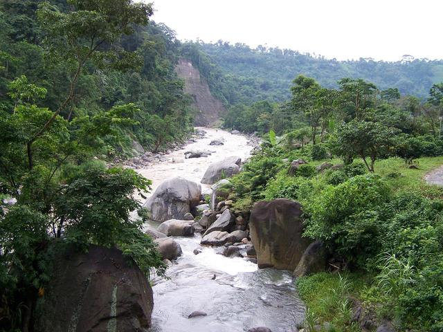 General Area Cutzulchima River