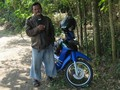 #6: Mr. Sadali and his bike
