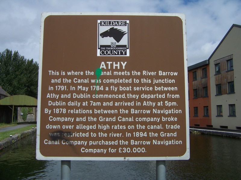 A bit of Athy history