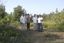 #7: Kashinath  Sahoo  with Friends at  the  Confluence  Point