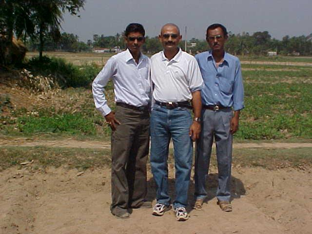 Anirban, ME and Mr Saha